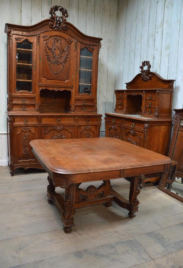 French antique exports boutique buffets - Desserte salle a manger ...